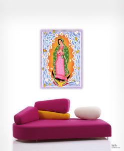 Guadalupe modern sofa Chady Elias